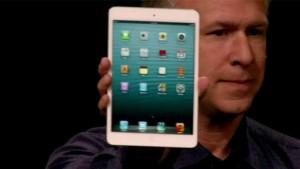 Het logistieke drama dat iPad Mini heet